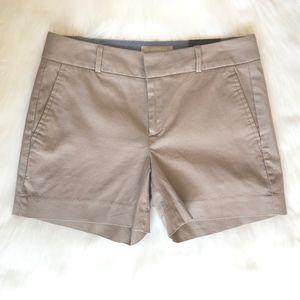 """Banana Republic Hampton Fit Tan Shorts 4"""" Inseam"""